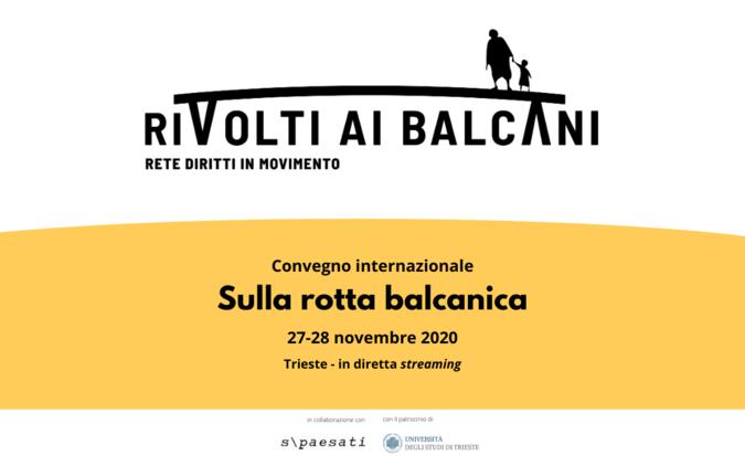 Convegno internazionale: Sulla rotta balcanica